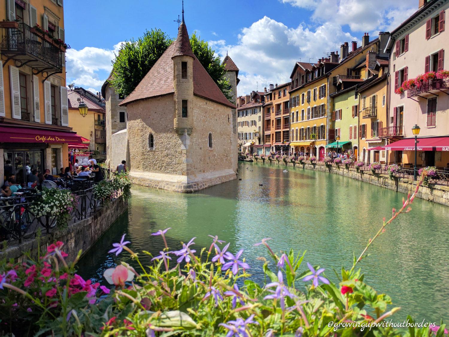 Annecy Pearl Of French Alps Growing Up Without Borders
