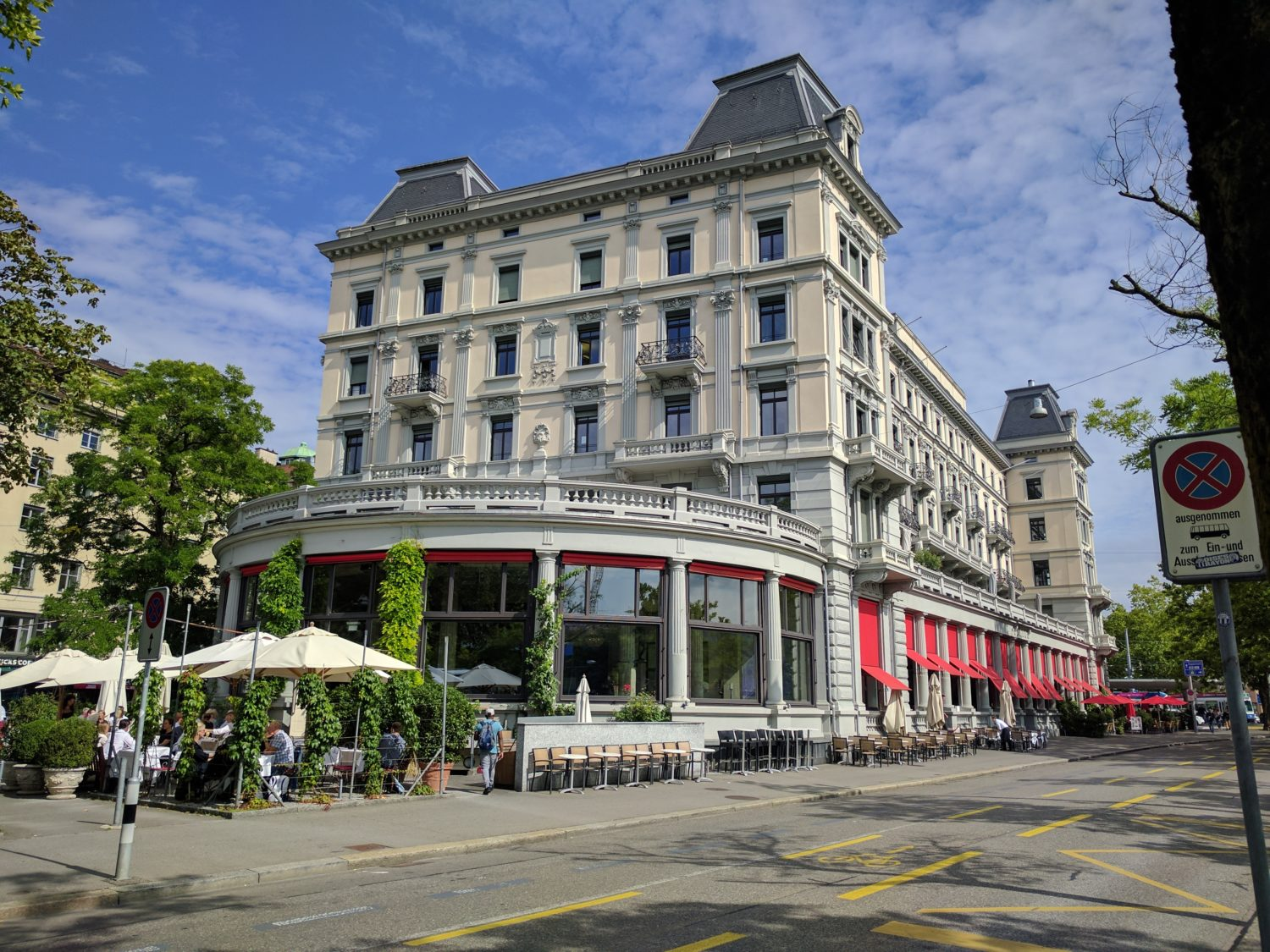 Welcome to zurich one of the most expensive cities in the world well i wouldnt recommend going to shops anyway since the prices are enormous for example you get french fries for 750 francs 8 and a cesar chicken solutioingenieria Choice Image