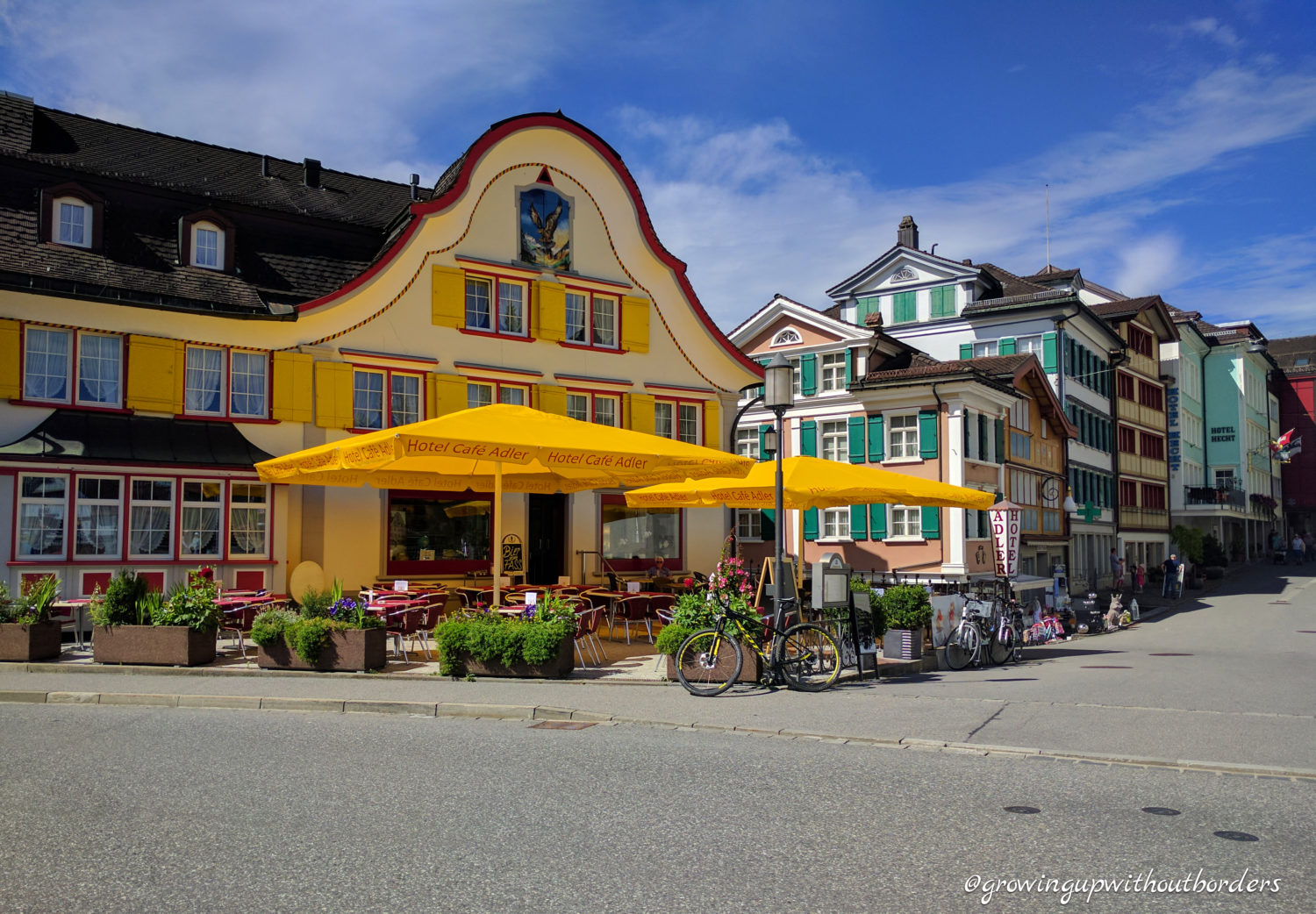The Town Where Tradition Lives Appenzell Switzerland Growing Up