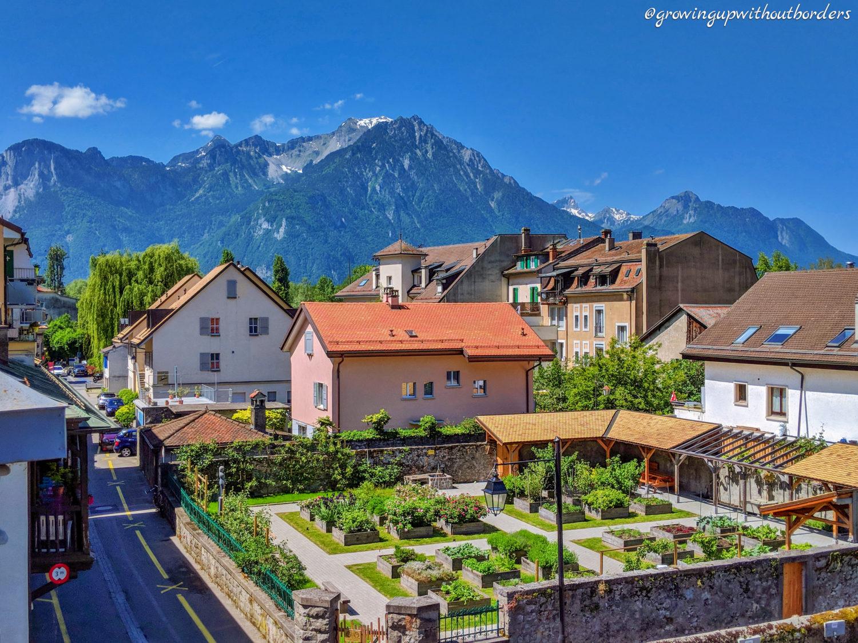 Villeneuve Switzerland